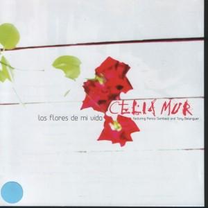 Portada del disco Las Flores de mi Vida