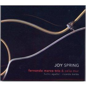Portada del Disco Joy Spring
