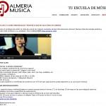 Clases en Almería Música