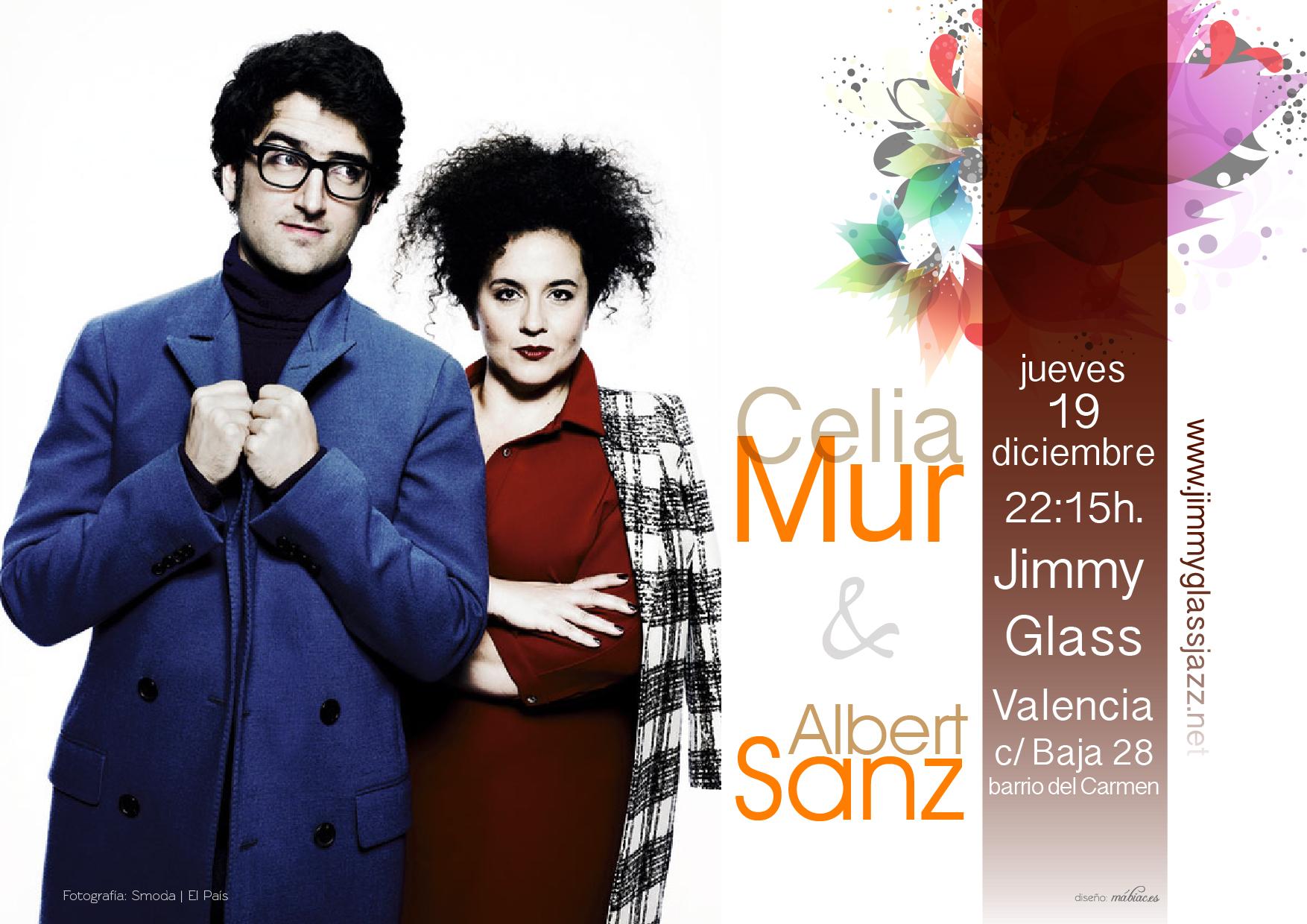 Celia Mur y Albert Sanz