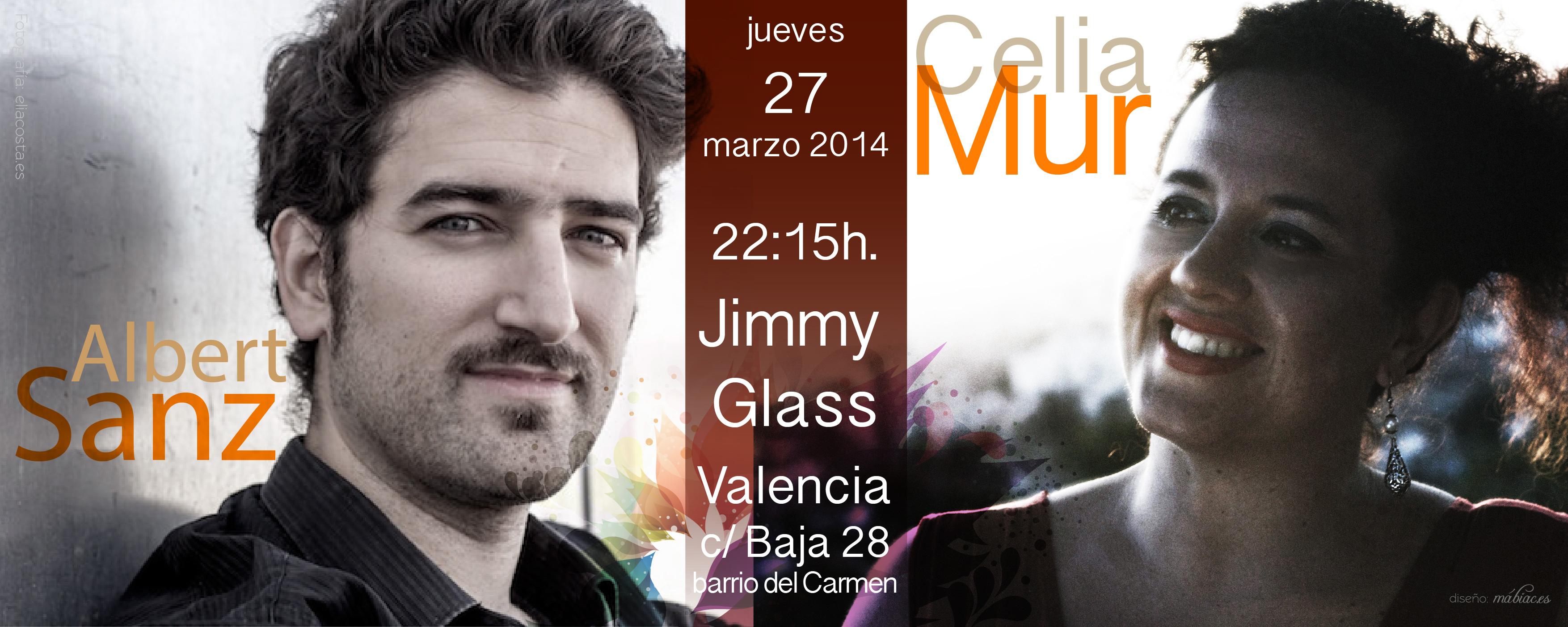 Celia Mur y Albert Sanz marzo_2014