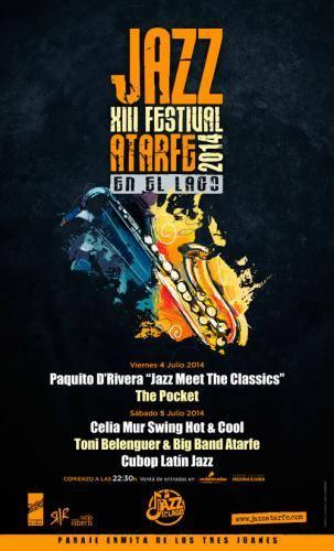 Festival de Atarfe. Jazz en el Lago 2014