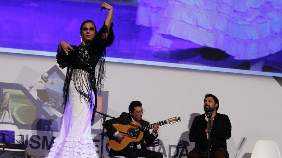 Granada Jazz & Flamenco Fusión Band Premios Turismo Granada 2015 | Fotos: Álex Cámara