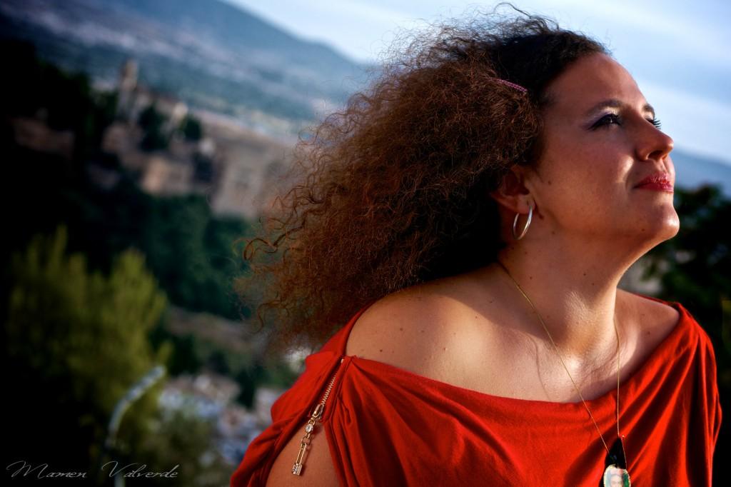 Celia Mur por Mamen Valverde