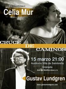 Celia Mur y Gustav Lundgren