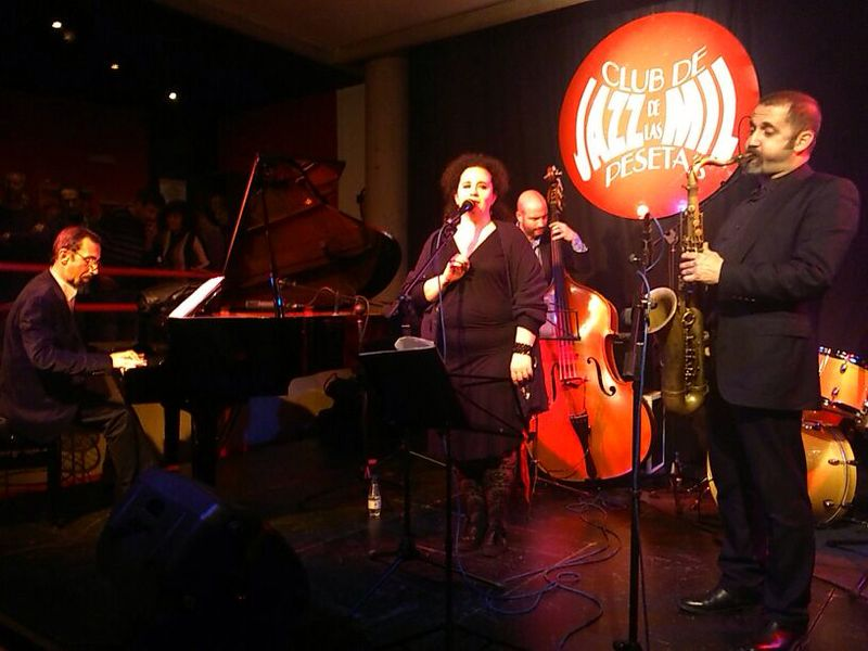 Celia Mur & Fabio Miano Quartet